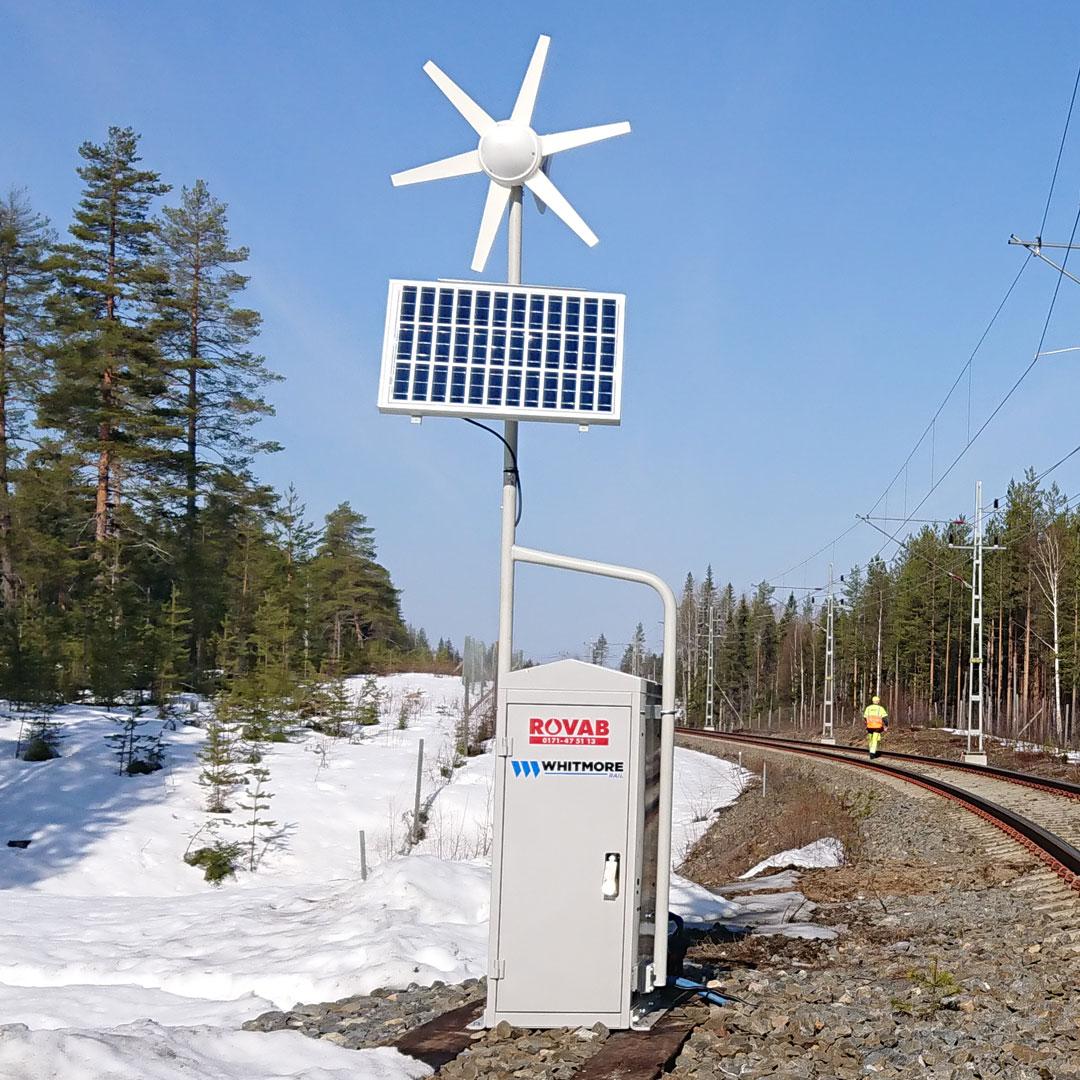 Electro 10 - smörjsystem för järnvägen