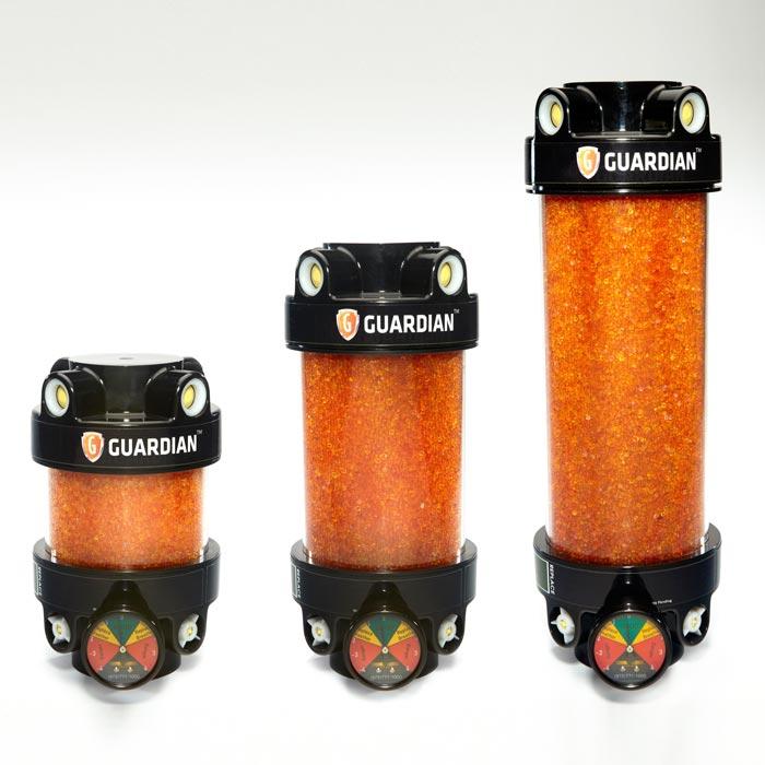 Andningsventilatorn AirSentry Guardian® - det senaste inom industriell andningsventilation.