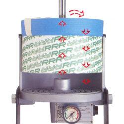 Triple R oljereningssystem