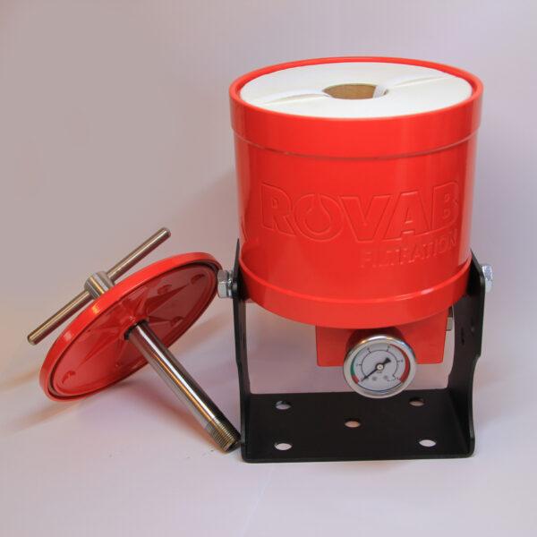 Rovab Filtration, ett avancerat men enkelt filtrationssystem