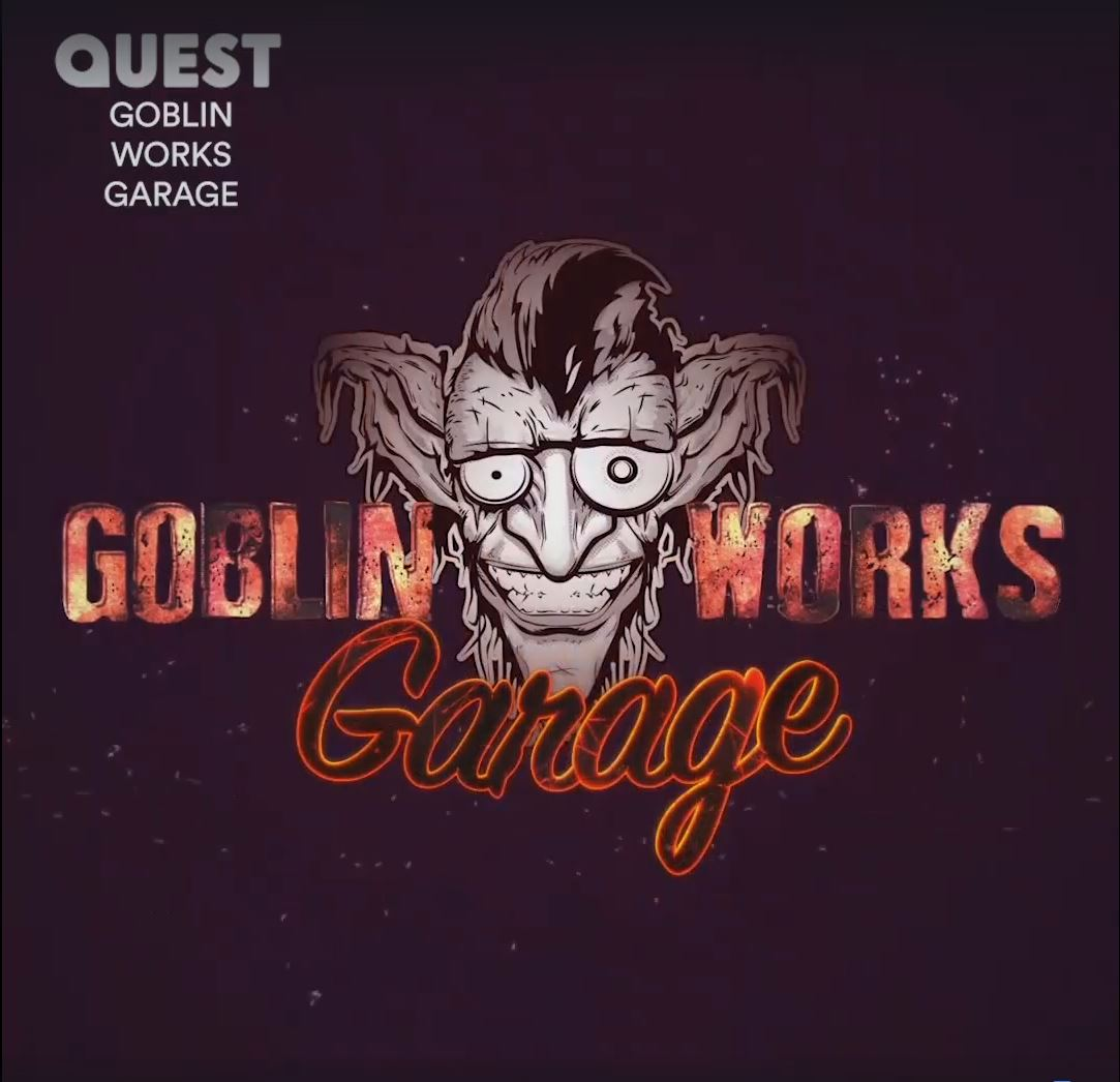 ROVAB i Goblin Works Garage
