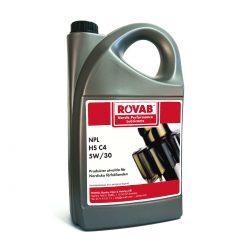 NPL HS C4 5W30 olja 5 liter