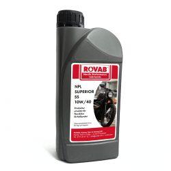 Superior Motorcycelolja 1 liter